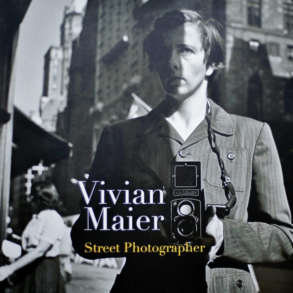 Vivian Maier street photography book