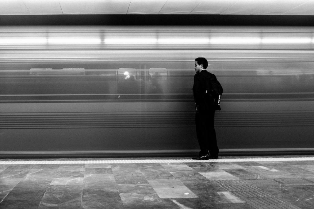street photography shutter speed