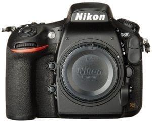 DSLR Nikon D810