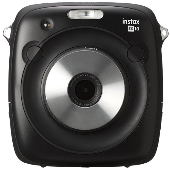 Instax SQUARE SQ10 polaroid camera