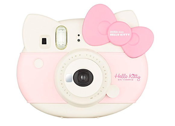 The Hello Kitty Instax Cameras
