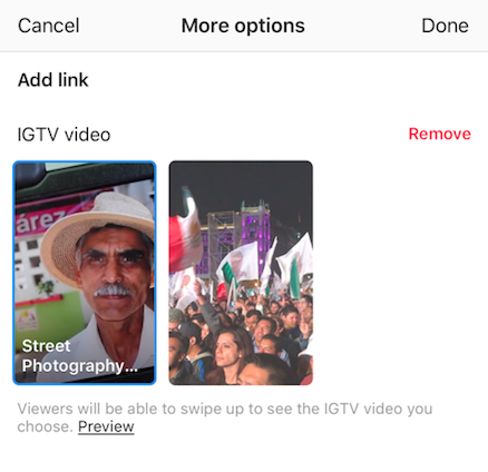 igtv video tips