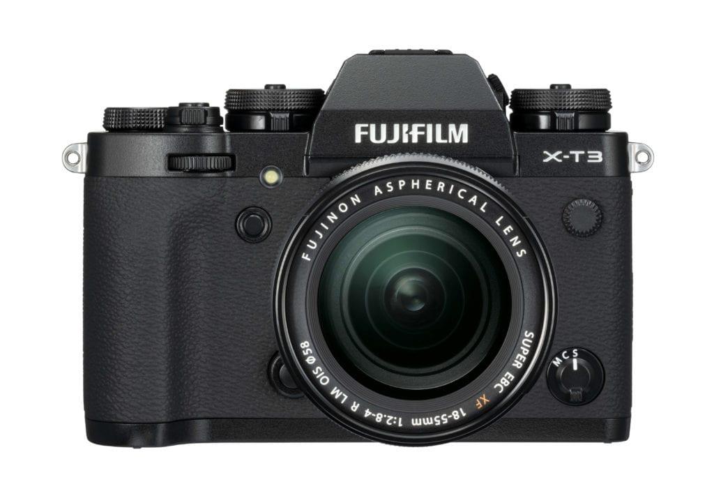 fuji x-t3 camera