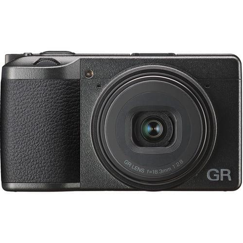 The new Ricoh GR III